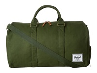 Herschel Novel Canvas Dark Army Duffel Bags Olive