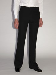 Givenchy Lvr Exclusive Wool Boot Cut Pants Black