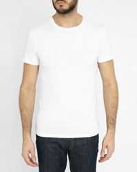 Polo Ralph Lauren 2 Pack Cotton Stretch T Shirt In Black And White