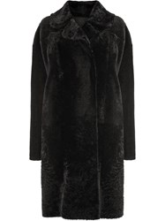 Drome Reversible Coat Black