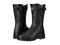 Le Chameau Vierzon Low Black Men's Boots