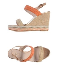 Vince Camuto Espadrilles Orange
