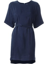 Libertine Libertine 'Spun' Dress Blue
