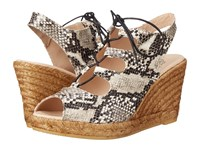 Eric Michael Gossip Python Women's Wedge Shoes Multi