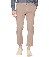 Hudson Clint Chino Pants In Taupe Taupe Casual Pants