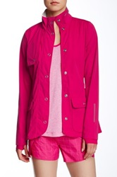 Brooks Silver Bullet Jacket Ii Pink