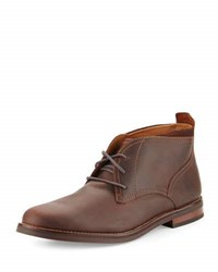 Cole Haan Ogden Leather Chukka Boot Brown