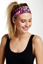 Adidas Freestyle Hairband Pink