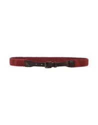 Cycle Belts Brick Red