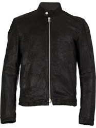 Drome Fitted Jacket Black