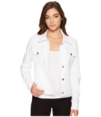 Lysse Soho Canvas Jacket White Women's Coat