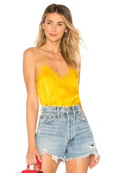 Cami Nyc The Racer Charmeuse Yellow