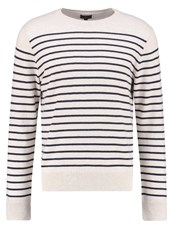 J.Crew Jumper Heather Oyster Off White