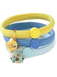 Marc By Marc Jacobs 'Glass Gems' Hair Bands Blue
