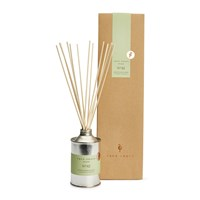 True Grace Walled Garden Reed Diffuser In A Tin Rhubarb