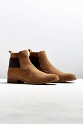 Shoe The Bear Taro Suede Chelsea Boot Brown