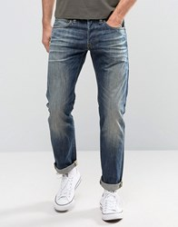 Edwin Ed 55 Relaxed Fit Jeans Blue