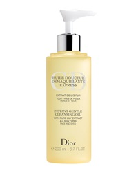 Christian Dior Dior Beauty Instant Gentle Cleansing Oil 200 Ml