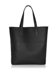 Burberry Remington Leather Tote Black