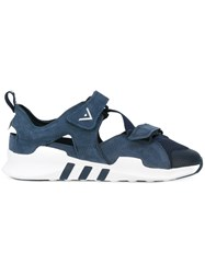 Adidas By White Mountaineering Adv Sandals Blue