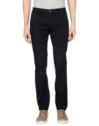 Ice Iceberg Casual Pants Dark Blue