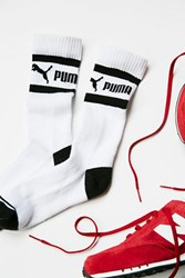 Puma Womens Terry Sport Sock