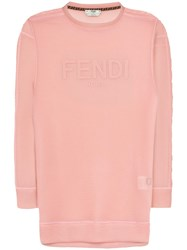 Fendi Logo Embroidered Jumper 60