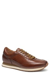Trask 'S Aiden Sneaker Brown Leather