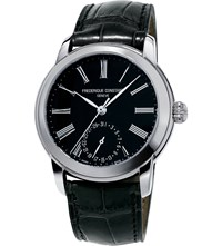Frederique Constant Fc 710Mb4h6 Classic Stainless Steel Watch