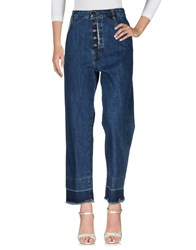 Semicouture Jeans Blue
