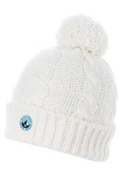 Superdry Clarrie Hat Cream Off White