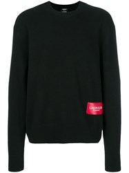 Calvin Klein 205W39nyc Logo Sweater Black