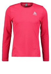 Odlo Imperium Long Sleeved Top Red