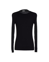 Dries Van Noten Knitwear Jumpers Men Dark Blue