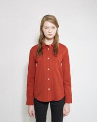 A.P.C. Chemise Tom Red