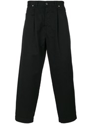 Societe Anonyme Japboy Trousers Unisex Cotton Xs Black