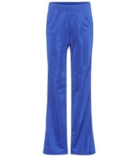 Givenchy Jersey Trackpants Blue