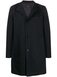 Boss Single Breasted Cotton Parka 60
