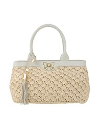 Atelier Fixdesign Bags Handbags Women Ivory