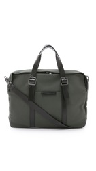 Marc By Marc Jacobs Classic Canvas Briefcase Workwear Fatigue