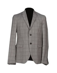 Gazzarrini Suits And Jackets Blazers Men Grey