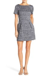 Women's French Connection 'Canyon Sands' Pleated A Line Dress