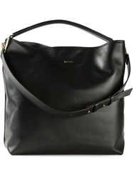Paul Smith Hobo Bag Black