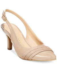 Karen Scott Ginaa Slingback Pumps Women's Shoes