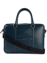Hogan Medium Square Tote Blue