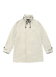 Sealup Retractable Hood Raincoat Neutral