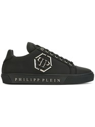 Philipp Plein Queensland Sneakers Black