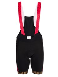 Le Col Hors Categorie Bib Shorts Red Multi