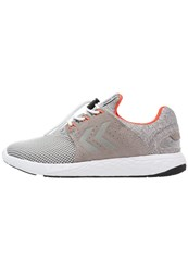 Hummel Terrafly Np Trainers White Grey