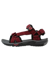 Jack Wolfskin Lakewood Ride Walking Sandals Indian Red Bordeaux